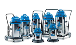 Vacuum cleaners dry-wet